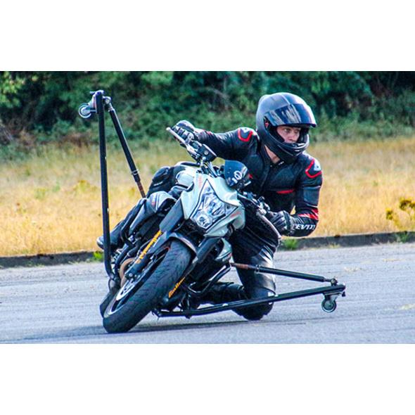 Motorrad Schraeglagentraining
