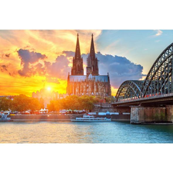 Städtetrip Köln mit Exit Game für 2 (2 Tage)