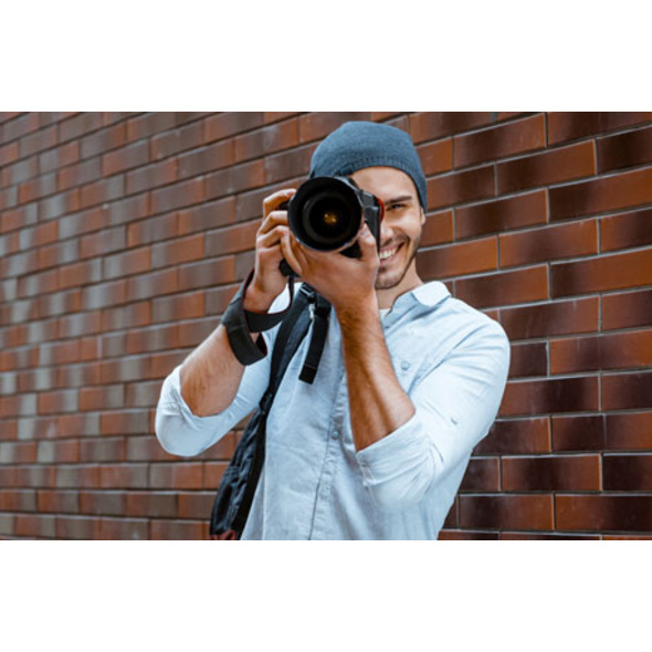 Strassenfotografie-Kurs