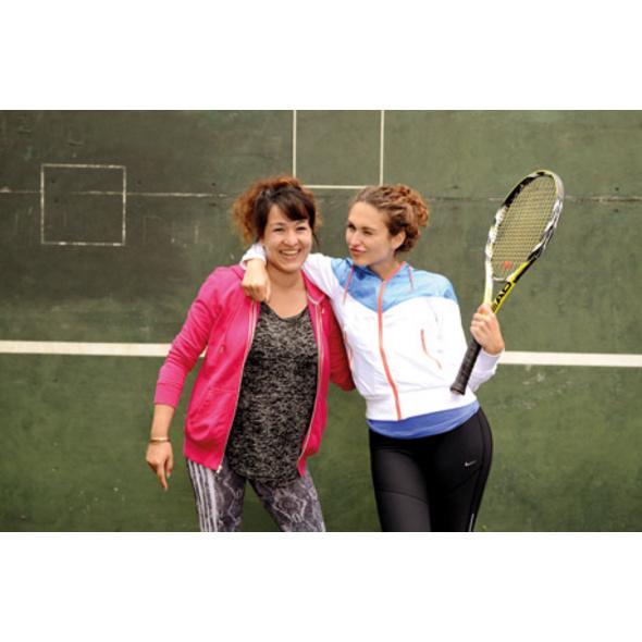Tennis-Kurs für Schnell-Einsteiger