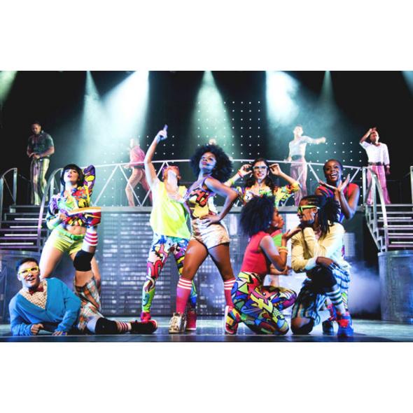 Musicalreise Thriller London für 2 (3 Tage)