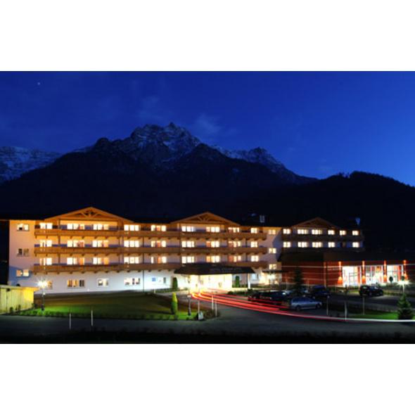 Luxus-Wellnesstage in den Kitzbueheler Alpen für 2