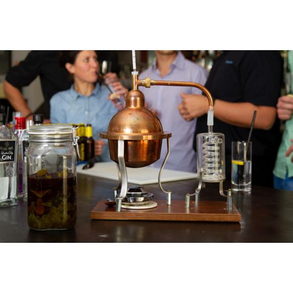 Whisky Seminar in Schluechtern-Elm