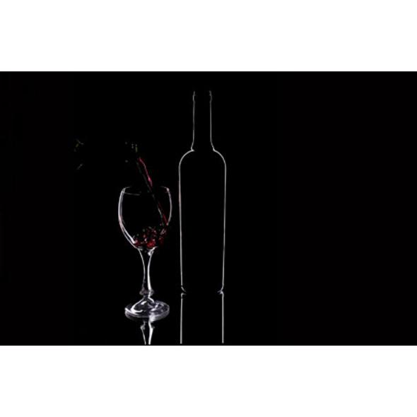 Weinprobe im Dunkeln für 2