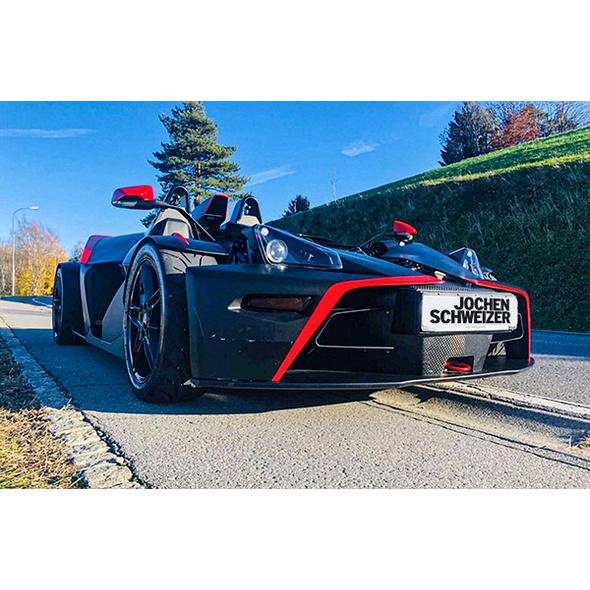 KTM X Bow fahren St. Gallen (6 Stunden)