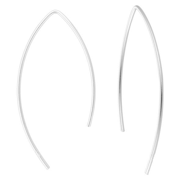 Ohrhänger - Silver Wire