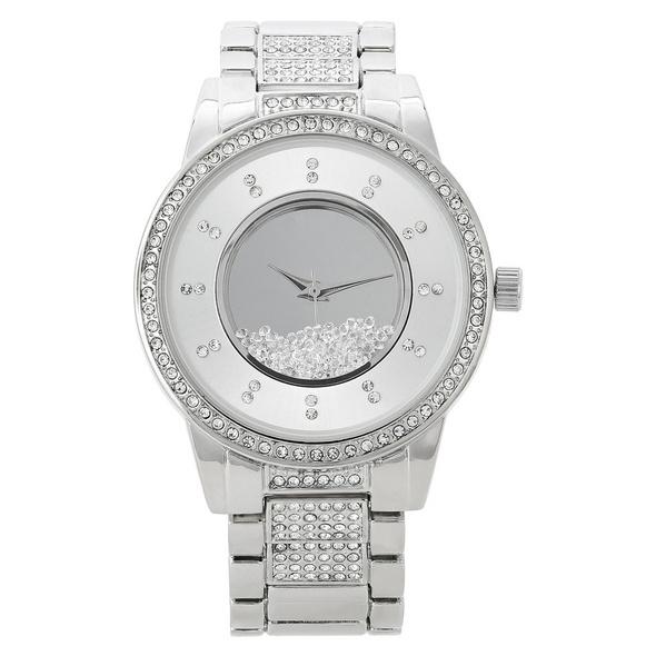 Uhr - Crystal Snow