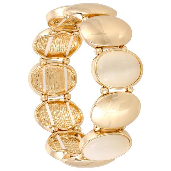 Armband - Golden Eye