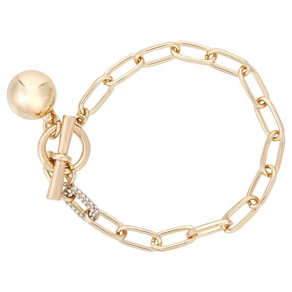 Armband - Golden Ball