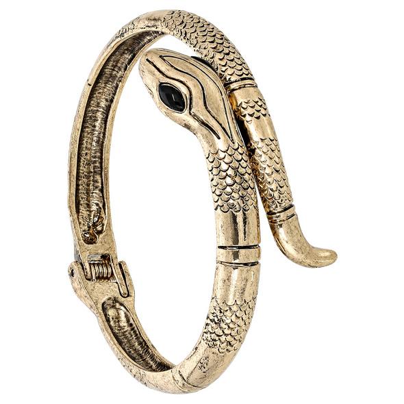 Armreif - Golden Snake