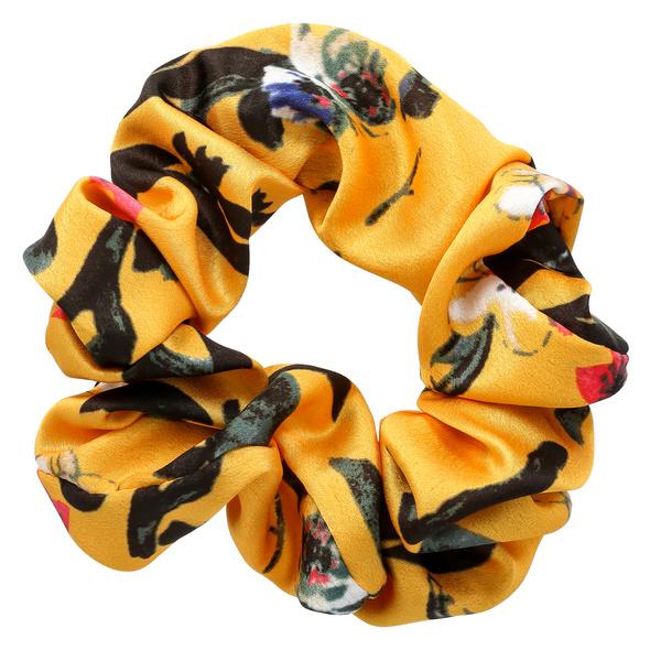 Haargummi - Shiny Yellow