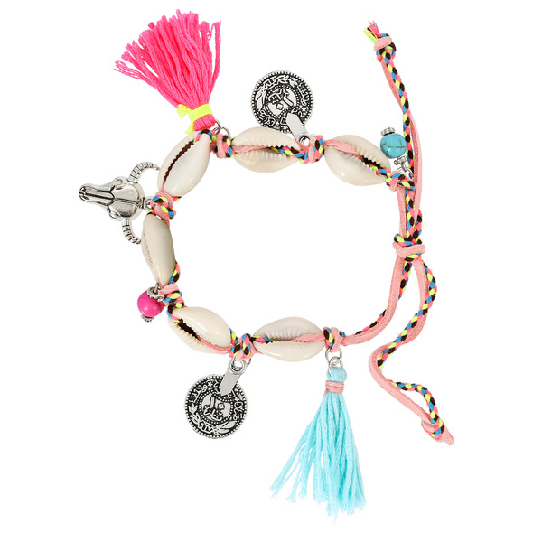 Armband - Pink Western