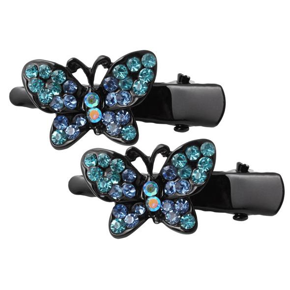 Haarspangen - Butterfly