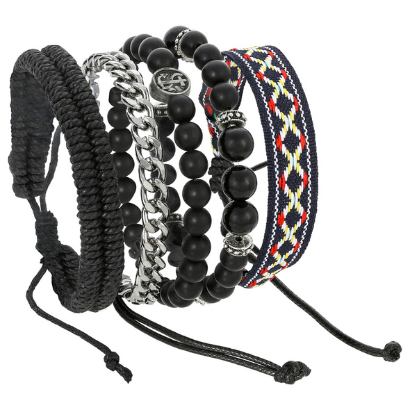 Herren Armband - Classic Set