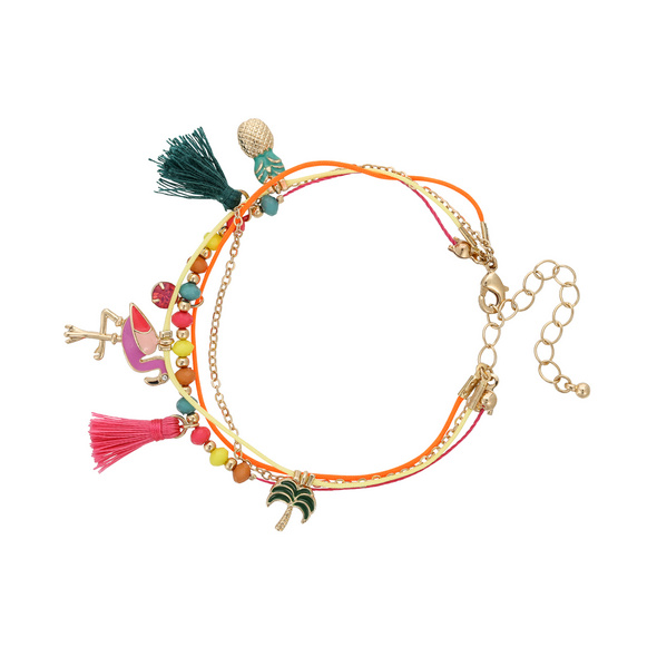 Armband - Trendy Flamingo