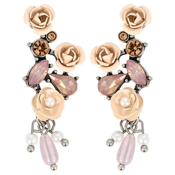 Ohrstecker - Lovely Rose
