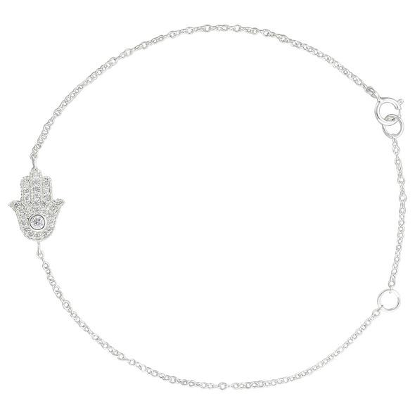 Armband - Silvery Fatima