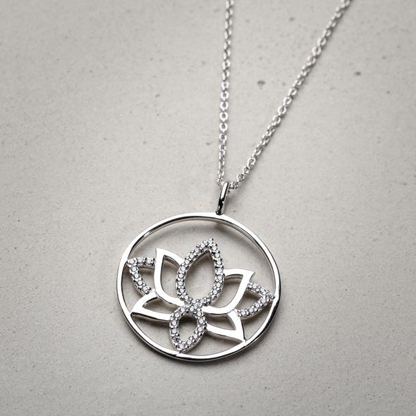 Kette - Gorgeous Lotus