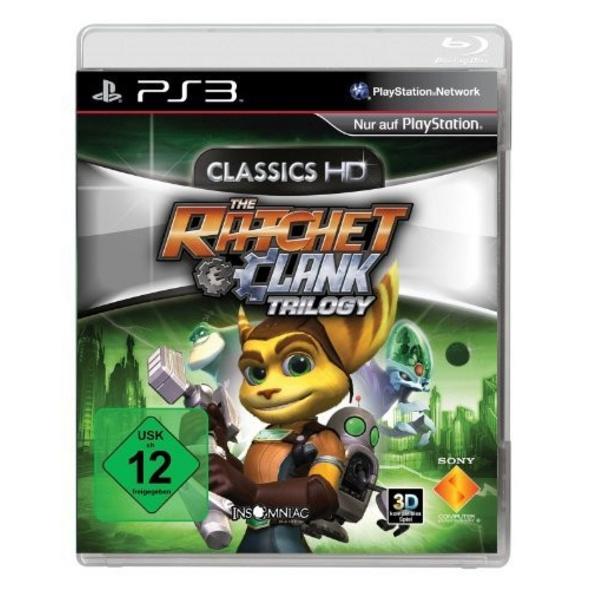 Sony Ratchet & Clank Trilogie (Classic HD)