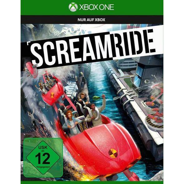 Microsoft Screamride