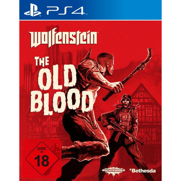 Wolfenstein - The Old Blood