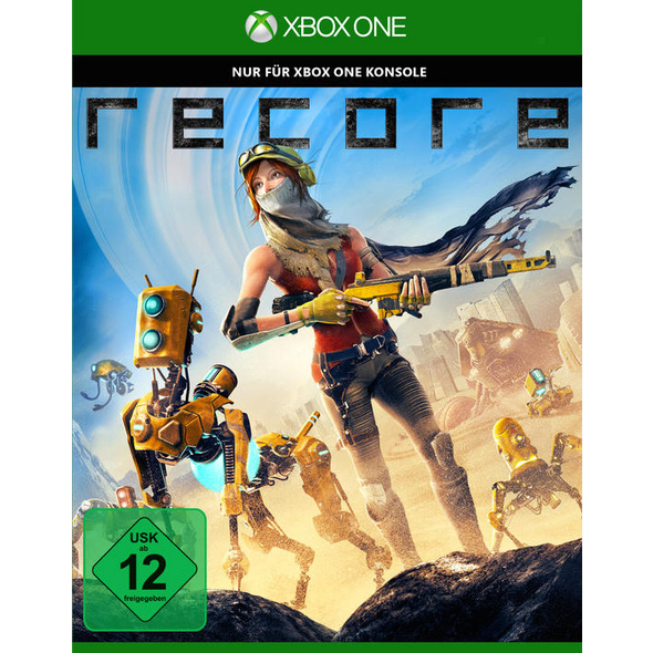 Microsoft Recore