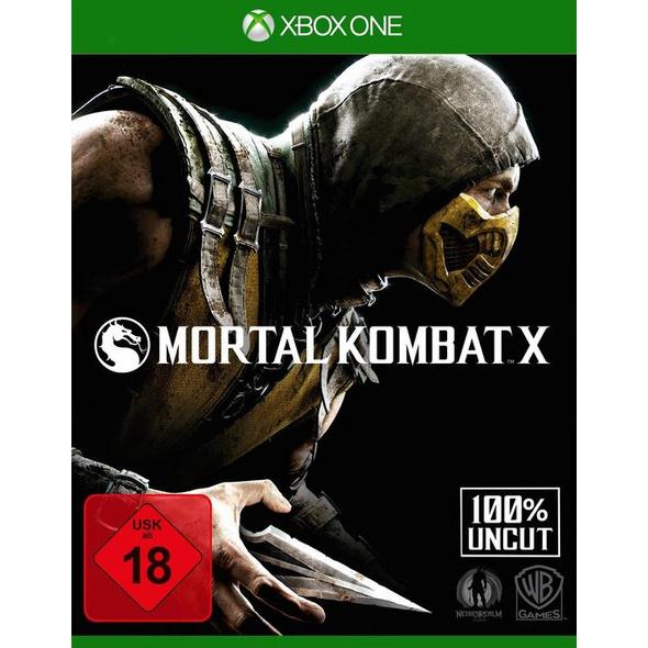 Mortal Kombat X (USK-Version 100% UNCUT)