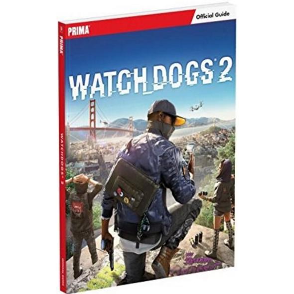 Watch Dogs 2 - Das offizielle Lösungsbuch