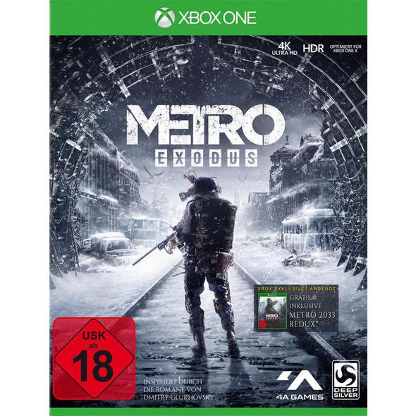 Metro Exodus (Day-One-Edition)