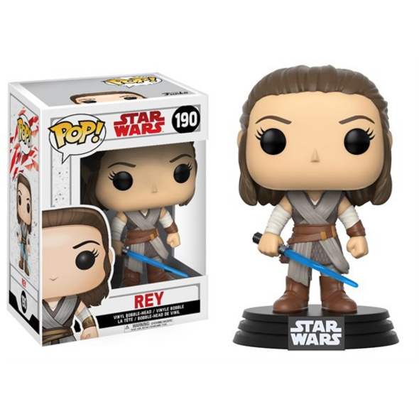 Star Wars Episode VIII - POP! Vinyl-Figur Rey