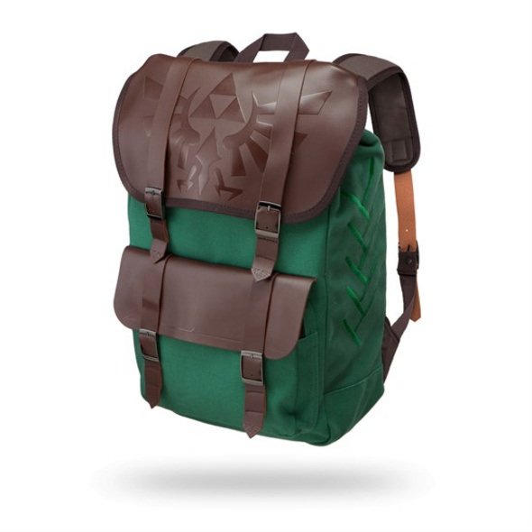 The Legend of Zelda - Backpack Link