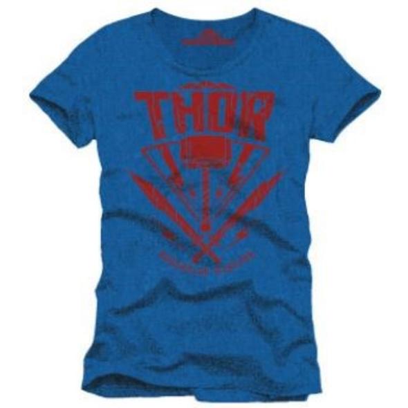 Thor Ragnarok - T-Shirt Logo (Größe M)