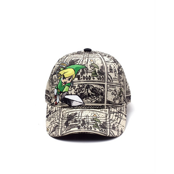 The Legend of Zelda - Cappy Black Woods Boys