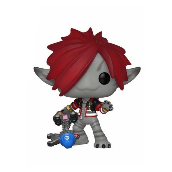 Kingdom Hearts 3 - POP!-Vinyl Figur Sora (Monster AG)