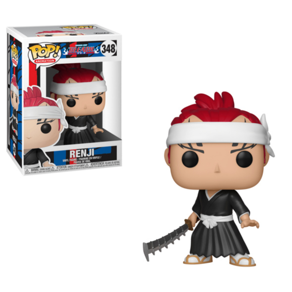 Bleach - POP!-Vinyl Figur Renji
