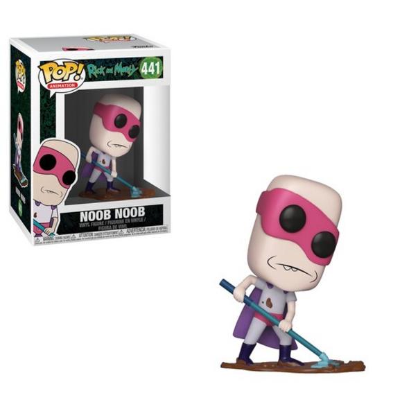 Rick and Morty - POP! Vinyl-Figur Noob Noob