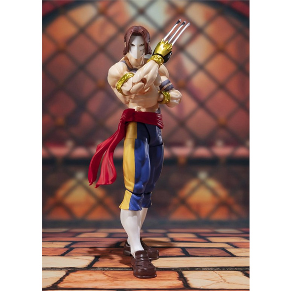 Street Fighter - Actionfigur Vega