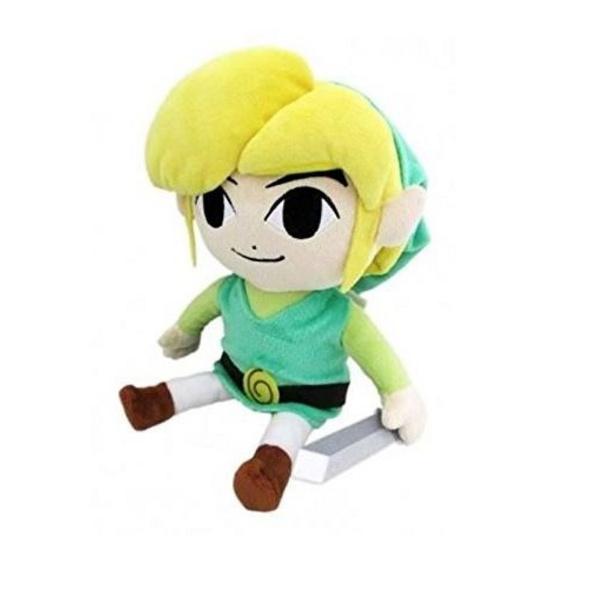 The Legend of Zelda - Plüschfigur Toon Link