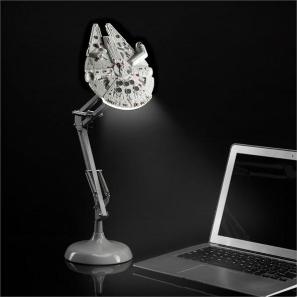 Star Wars - Lampe Millennium Falcon