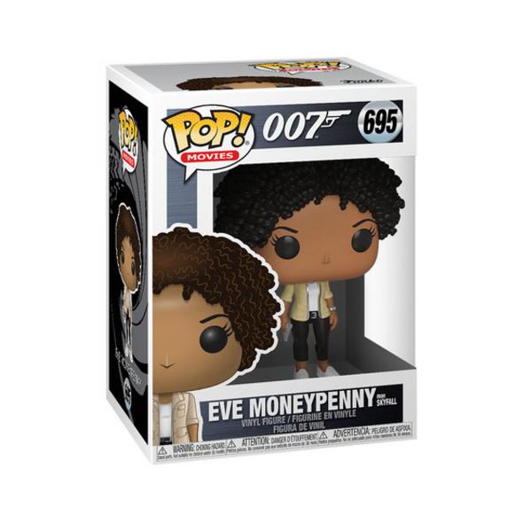 James Bond - POP!- Vinyl Figur Eve Moneypenny