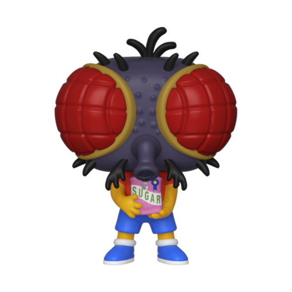 Die Simpsons - POP!-Vinyl Figur Bart Fliege