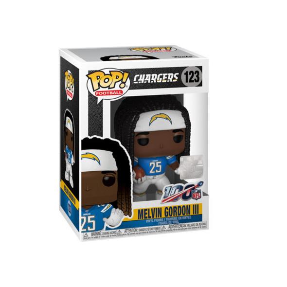 NFL - POP!-Vinyl Figur Chargers Melvin Gordon