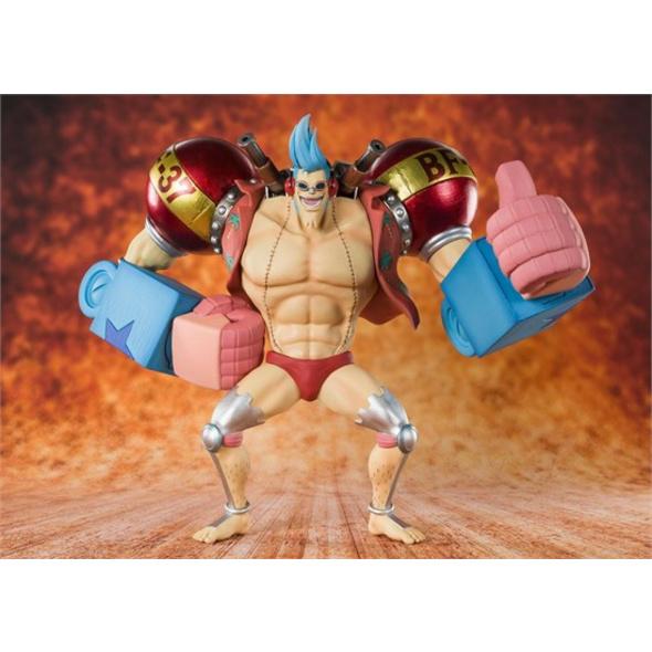 One Piece - Figur Cyborg Franky