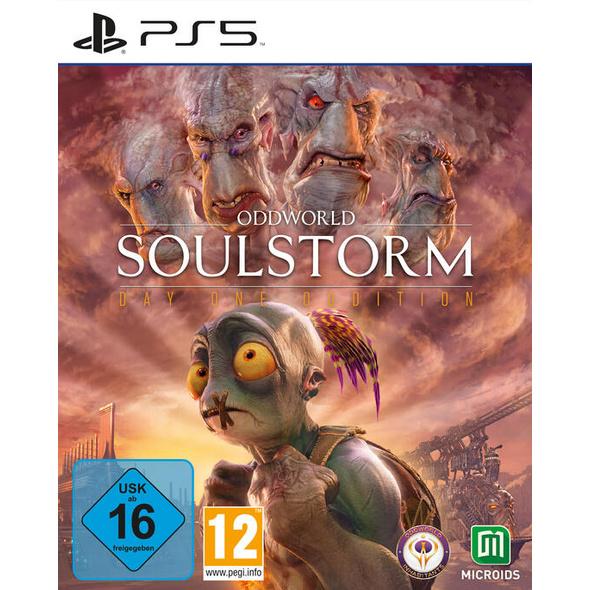 Oddworld: Soulstorm - Day One Oddition