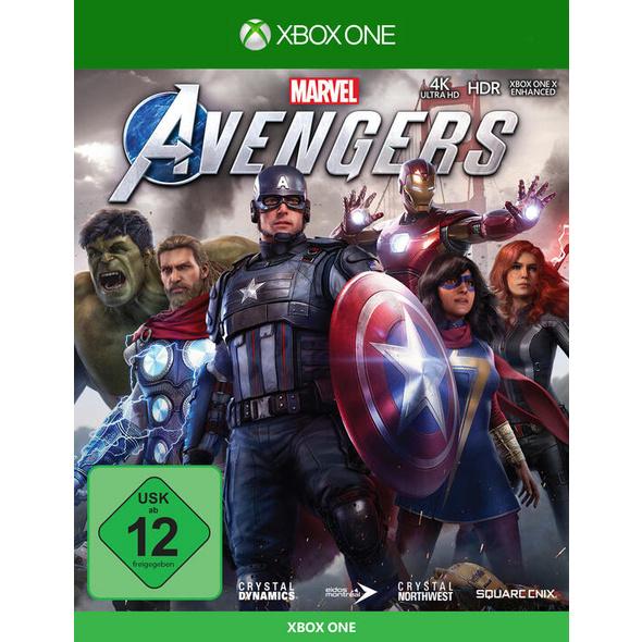 Marvel's Avengers (kostenloses Upgrade auf Xbox Series X)
