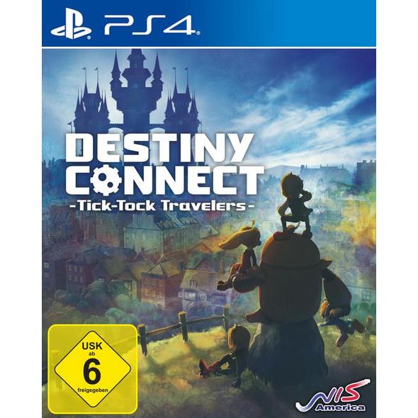 Destiny Connect -Tick-Tock Travelers-