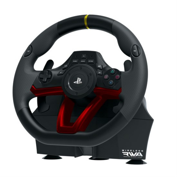 Wireles Racing Wheel APEX (HORI)