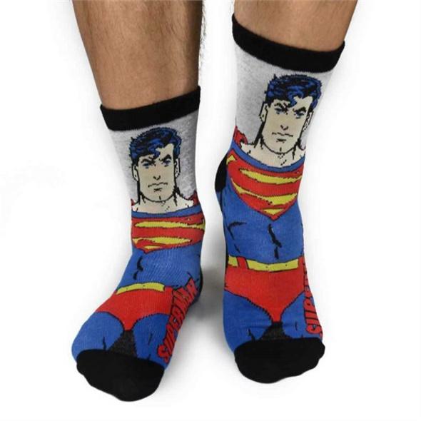 DC Comics -  Socken Superman (Größe 39-42)