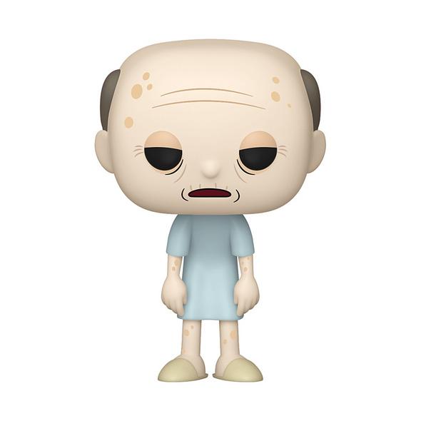 Rick and Morty - POP!-Vinyl Figur Hospiz Morty