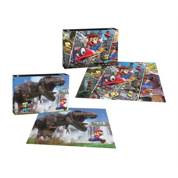 Super Mario Odyssey - Puzzle (zufällige Auswahl)